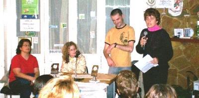 Concurso literario talense congrega a 2 departamentos