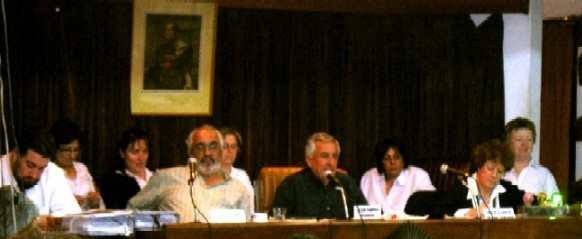 Parlamento Canario: destituímos a los funcionarios por cumplir órdenes