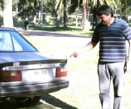 Edil Repetto denunció al Edil Loza por el vehículo que utiliza