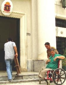 Piden facilitar voto de discapacitados