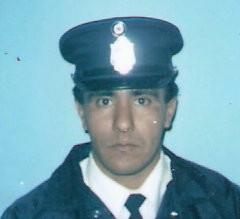 El policía Danilo Garcia cayó abatido por delincuentes
