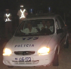 Los canarios pobres usaron los patrulleros 8 mil veces como ambulancia