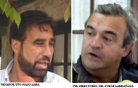 Larrañaga intima a Vázquez y Lara intima a Larrañaga