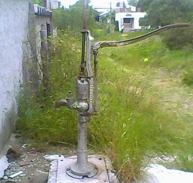 Una histórica bomba de agua de OSE dejó de funcionar