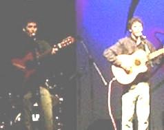 El Charrúa de Oro del Festival lo ganó el dúo riverense, Victor y Daniel