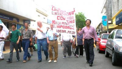 Rechazan la privatización del Hipódromo de Las Piedras