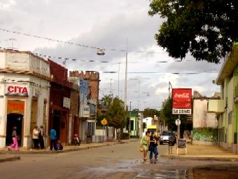 Julio Pérez: el tránsito santalucense es un caos