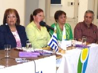 Mujeres Edilas homenajearon a mujeres históricas