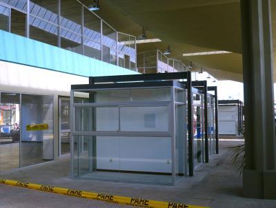 Las empresas de transporte financiaron la ampliación de la terminal de buses interurbana