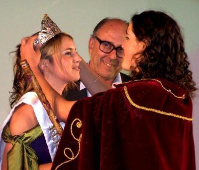 La pedrense canaria, Florencia Trzcinsky es la Reina de la Vendimia 2008