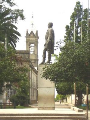 Remodelarán la plaza de la ciudad de Santa Lucía