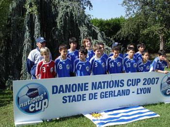 Habrá canaritos en el Mundial Infantil Danone 2008