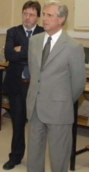 El Presidente Vázquez estuvo detenido