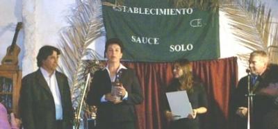 El evento de los Reconocimientos de la Posada de Campo Sauce Solo fue declarado de Interés Municipal
