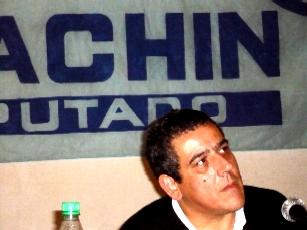 Vidalín: están en el gobierno por los errores nuestros