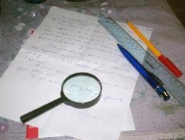 La Comuna Canaria pagará 14 mil pesos por una pericia caligráfica