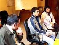 El taekwondista canario Federico Díaz va a Beijing como observador deportivo
