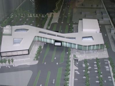 Dicen que construirán e inaugurarán un Centro Cívico de 20 millones de dólares