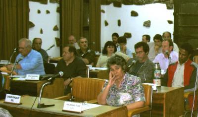 La Junta Departamental informó resultados de la sesión, los ediles siguen con Tema a Determinar