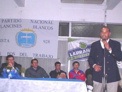 Edil Local (PN) Gerardo Vera: en Balancines Blancos, enfocaremos el accionar en pos del trabajo y de la salud