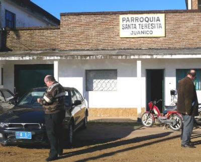 Filman auto del Intendente Carámbula circulando por ruta 5, a más de 140 kilómetros por hora