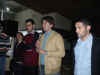 Juventud Nacionalista Canaria interesada en los términos del Campamento Juvenil de la Comuna Canaria
