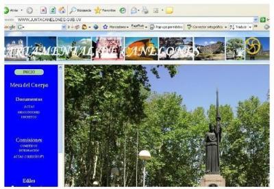 Avanza la creación del portal de la Junta Departamental de Canelones