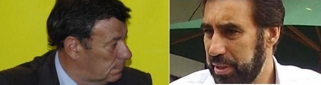 Piden el desafuero parlamentario del senador Julio Lara por denuncia del senador Nin Novoa