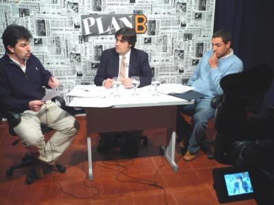 El año preelectoral comenzó con un debate televisado entre un edil oficialista y un edil opositor