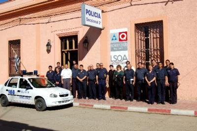 La seccional policial canaria más eficiente es santalucense