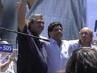 Peña: algún apresurado ya salió a proclamarse candidato a intendente