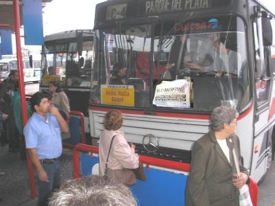 Un nuevo servicio de Cutcsa para Atlantida y Villa Argentina; es el C5