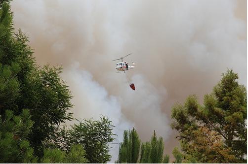 El fuego arrasa la tierra donde se construiría la mayor inversión privada de la Costa de Oro
