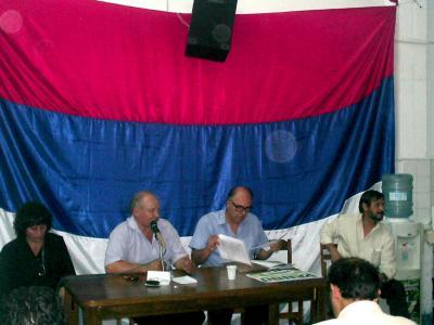 La Mesa Política del Frente Amplio Canario aprobó la gestión de Carámbula como altamente positiva