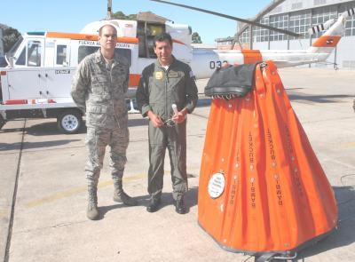 65 mil dólares en equipamiento contra incendios donó EEUU al Uruguay