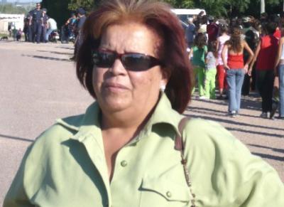 La Edila Departamental (PN) Mabel Vilela denuncia irregularidades en Feria de Parque del Plata