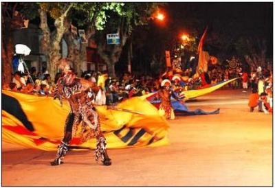 El grupo pedrense Candonga Africana ganó las Primeras Llamadas del Interior