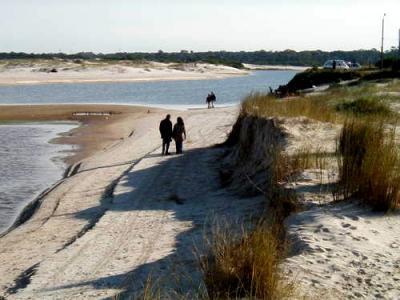 El mar se come las playas canarias: 4 metros menos en Neptunia