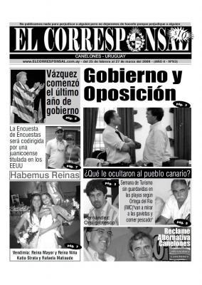 EL CORRESPONSAL 93