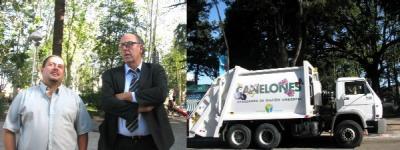 Carámbula anuncia la compra de 17 camiones para residuos, a más de 100.000 dólares cada uno