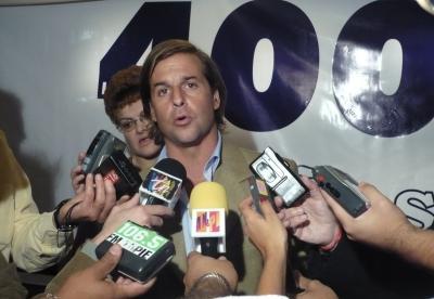 Diputado (PN) Luis Lacalle Pou: 'somos el único sector político con un plan concreto para la granja'