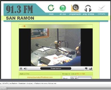 """Canelones ya tiene la primera 'radio para ver' además de un 'diario para oír"""""""