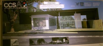 Se presentaron 28 proyectos para construir el Centro Cultural del Solar de Artigas