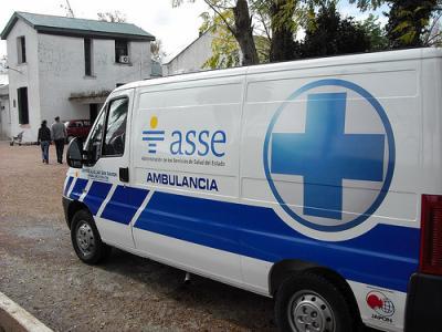 Vecinos sanramonenses consiguieron una ambulancia para traslados