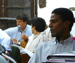 Edil (FA) Anival Flores: año del negro Ansina y día de la amistad y de la libertad