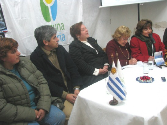 Misteriosa frase de la Secretaria de la Junta Local de Sauce: 'no tiene sentido no festejar a Artigas'