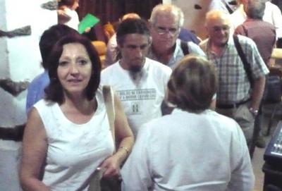 Edila (FA) Rosario Villareal enseña como utilizar bien, los medios de comunicación ...ajenos