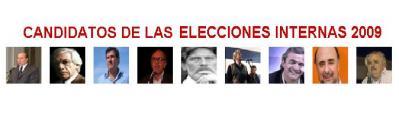 Una última mirada a los videos candidatos de los partidos políticos en 2009