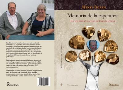 Hoy presentan Memoria de la Esperanza, del autor salinense Henry Duran